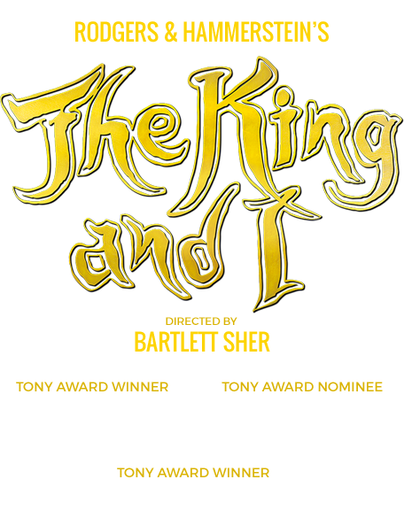 The Lincoln Center theater production - Rodgers & Hammerstein's The King and I 				Directed by Bartlett Sher 				Tony Award winner 				Kelli O'Hara 				Tony Award nominee 				Ken Watanabe